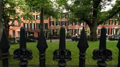 13 Louisburg Square, in Beacon Hill, last changed hands in 1990.