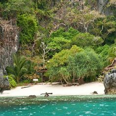 One of Miniloc Island's beautiful beach, #philippines #miniloc #island #beach #travelphotography #travel #travelgram #travelling #igtravel #instatravel #instago #trip #holiday #world #readysetholidayapp #readysetholiday  Credits: travelmag.com on Flickr Island Beach, Beautiful Beaches, Philippines, Travelling, Travel Photography, Photo And Video, World, Outdoor Decor, Holiday