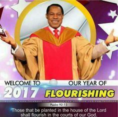 Checkout Pastor Chris Oyakhilome Prophecies For 2017 Psalm 92, Pastor Chris, Lord