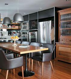 Apartamento tem obras de arte de Matisse e Tomie Ohtake - Casa e Jardim | Decoração