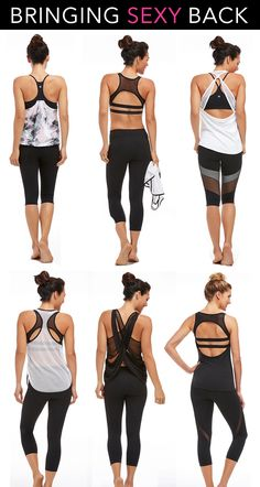 Shh! Don't tell your workout friends. Get the best fitness outfits to keep you motivated, active and sweating in style.♥ fitnfab.us/join