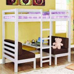 adorable idea for small room