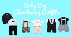 5 Baby Boy Christening Outfits You Should Buy Online At Lazada