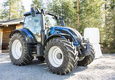 Den kendte producent af skovtraktorer, Valtra, er nu klar med næste generation N-serien. Med nyt design, ny motor, ny kabine og øget hydraulikkapacitet bliver Valtra N3 nu til Valtra N4.