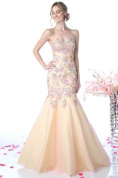 e0f4f5a427 Strapless Elegant Prom Dresses CDCD492 Elegant Prom Dresses