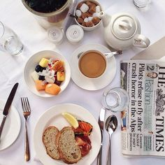 Breakfast at Jesmond Dene House   www.rachelphipps.com @rachelphipps
