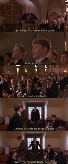The role of todd anderson in dead poets society a movie directed by peter weir