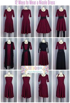 Lularoe Maxi, Lularoe Dresses Nicole, Clothing Hacks, Dress Outfits, Fashion Dresses, Nice Outfits, Modest Fashion, Cute Fashion, Fashion Tips