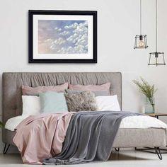 Sweet Dreams Art Calming Colors, Soft Colors, Pastel Colors, Dream Art, Dream Decor, Awesome Bedrooms, Dream Bedroom, Art Decor, Home Decor