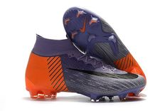 67e0264294a Best Nike Mercurial Superfly VI 360 Elite FG Soccer Cleats -  Purple Orange Black