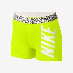 "Nike Pro Core Mezzo Waistband 3"" Compression Women's Shorts"