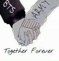 bts and army together forever Bts Jungkook, Namjoon, Taehyung, 2ne1, Bts Lockscreen, Foto Bts, Fan Fiction, Wattpad, Got7