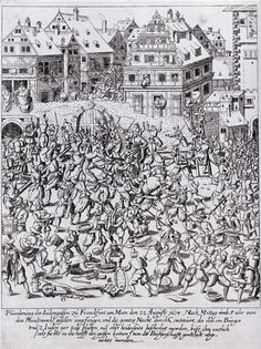 Pluenderung der Judengasse 1614 - Looting - Wikipedia, the free encyclopedia