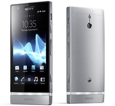 "Sony Xperia P : 4"" screen, Aluminum Backing, Transparent Illuminated notification light at bottom. Gorgeous."