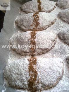Greek Desserts, Greek Recipes, Confectionery, Paper Dolls, Food To Make, Biscuits, Deserts, Dessert Recipes, Food And Drink
