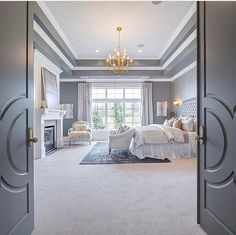 "1,812 Likes, 71 Comments - Leyla (@leylasworld1) on Instagram: ""Swipe ⬅️Two gorgeous bedrooms!! Which one is more your style? A or B? . . A by @chelseakdesigns B…"""