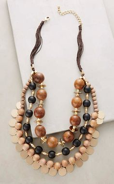 Fenelon Layer Necklace #anthrofave