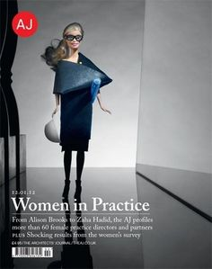 Even better architect Barbie    Shock survey results as the AJ launches campaign to raise women architects' status | Gallery | Archinect
