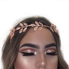 Gorgeous Makeup: Tips and Tricks With Eye Makeup and Eyeshadow – Makeup Design Ideas Wedding Makeup Tips, Prom Makeup, Makeup Geek, Skin Makeup, Makeup Inspo, Makeup Inspiration, Beauty Makeup, Queen Makeup, Makeup Samples