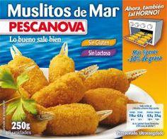 Muslitos de Mar Pescanova al horno (Mercadona) - 1 unidad 1,5 puntos. Food And Drink, Health Foods, Diets, Goodies, Sweets, Stippling, Eat Healthy, Unity