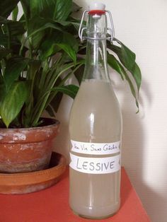DIY laundry liquid using Savin de marseille