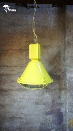 Lampa loftowa L1 (proj. REforma)