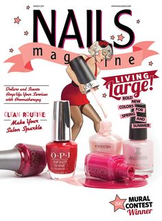 NAILS Magazine | March 2017 Issue