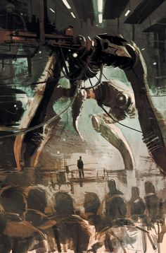 Artwork1 de Metal Gear Solid Digital Graphic Novel 2