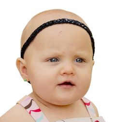 348 Best Baby Headbands images  26366f7abfc