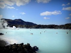 Things No One Tells You About the Blue Lagoon.  1.) Go before or after your flight. 2.) PROTECT your hair! DON'T LET YOUR HAIR TOUCH THE LAGOON WATER! Pre-condition and wear conditioner w/a shower cap or wrap while in the lagoon and rinse out immediately!