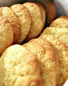 Banana Drop Cookies. Theses are a light fluffy cookie and great for using up those overripe bananas! Easy recipe too!   Lovefoodies.com