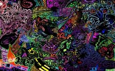 Artistic - Psychedelic Wallpapers and Backgrounds