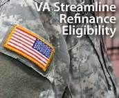 VA streamlines refinance rates - The major benefits about switching to VA streamline home refinancing is that the VA loan does not need any evaluation or even credit documents. The banks and the creditors will also proposal face to face application process. Kindly Visit for more info.
