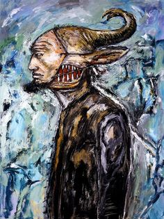 Every Monster Wears a Mask by Clive Barker