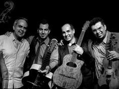 Representando a tradição do jazz cigano (também conhecido como manouche), o Hot Jazz Club toca no Sesc Vila Mariana.