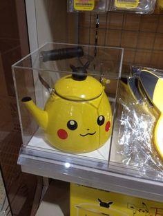 Pokemon Photos from Tokyo - Pikachu kettle