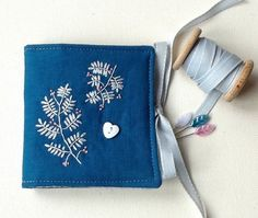 Needle Case - Hand Embroidered £8.00