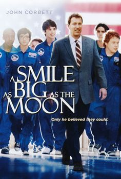 A Smile As Big As The Moon: the true story of a group of students in special education classes who successfully completed Space Camp.