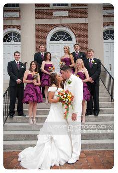 www.visivephotography.com #wedding #wedding party