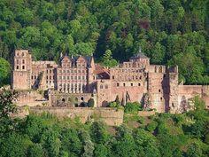 Heidelberg Castle in Heidelberg, Germany | Sygic Travel #destinations #bucketlist #tips #hacks #ideas #theworld #journal #packing #cheap #inspiration #places #adventure #checklist #scrapbook #travel #blogger #tripplanning #traveltips #travelguide #roadtrip #itinerary #visit #europe #germany #germanytravel Germany Travel Informações em nosso Site http://storelatina.com/travelling