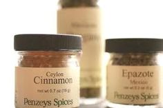 Awesome spices at Penzey's