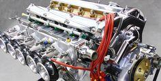 The Eagle Aluminium 4.7 Litre Engine