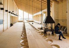 Gipfelrestaurant Chäserrug (Switzerland) | BD Barcelona Design