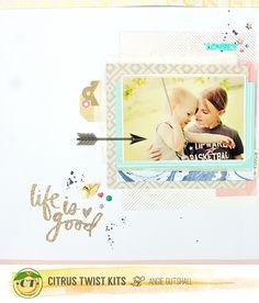 Citrus Twist Kits: Layered Love
