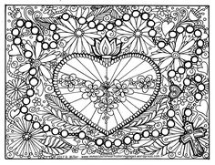 Immaculate Heart of Mary and the Most Holy Rosary coloring page; Catholic Homeschool Resources; Our Lady of Fatima; Free Downloadable Coloring Sheets; Pages