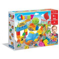 Clemmy Χαρούμενο Εργοτάξιο #1033-17091 | Toys-shop.gr