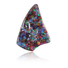 20166441 - Unset Solid Boulder Opal   Opals Down Under