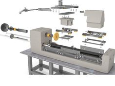 Thank you Yeoman!! Patented in the early 1900's so it is free to use right now! Concrete lathe frames; check it out!