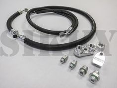 Sikky S-Chassis LS1 A/C kit
