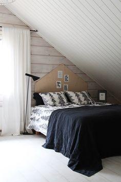 bedroom plywood diy headboard marimekko balmuir scandinavian home Home, Scandinavian Home, Diy Headboard, Home Bedroom, Marimekko, Furniture, House, Bedroom, Plywood Diy